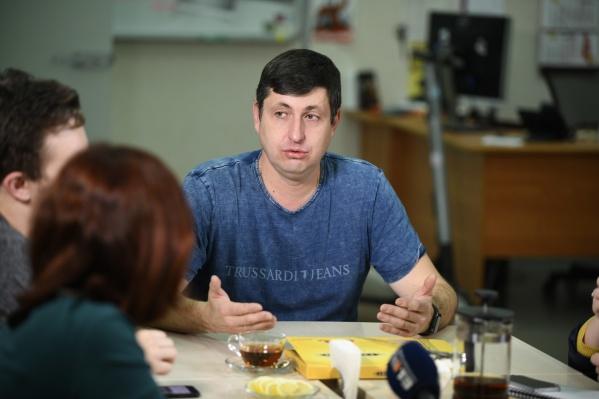 Алексей Беззуб обвиняет МКУ «Городское благоустройство» в плохом контроле за подрядчиками