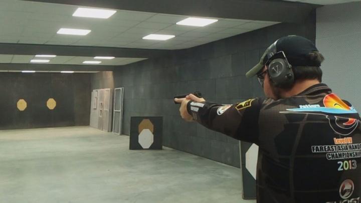Точно в цель: красноярцев научат профессионально и бережно обращаться с оружием