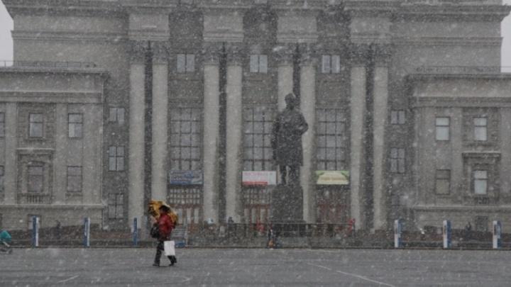 Готовьтесь к худшему: в Самарской области похолодает до -12 градусов