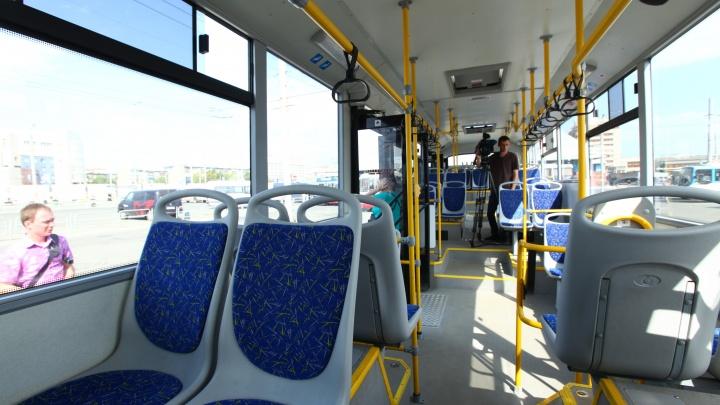 «Учтём мнение всех»: на челябинские улицы вывели два новых тестовых автобуса