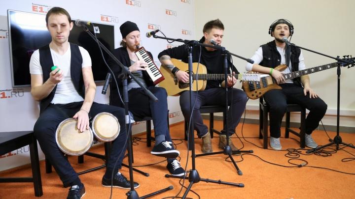 Группа N.E.V.A из Екатеринбурга, выступавшая перед Владимиром Путиным, объявила о распаде