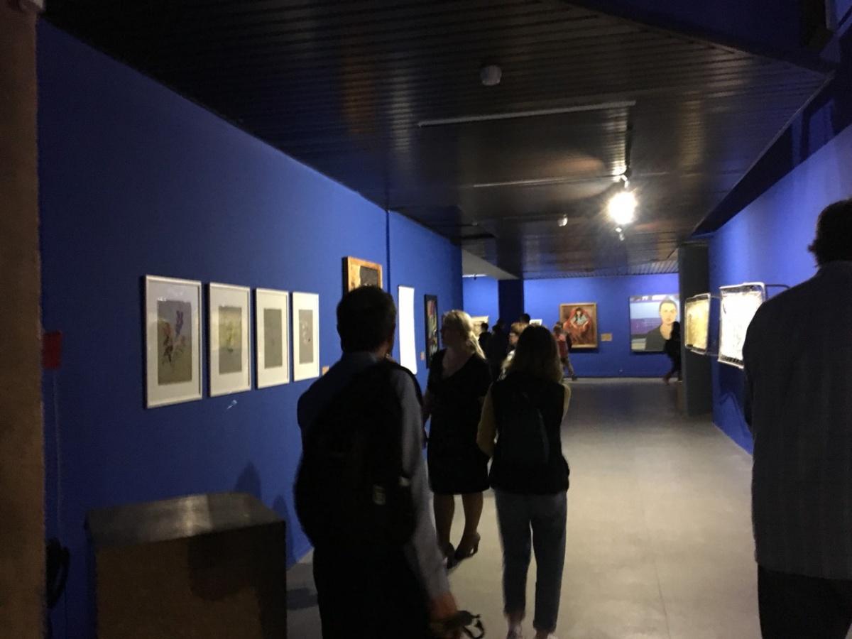 Официально выставка откроется с 11 сентября