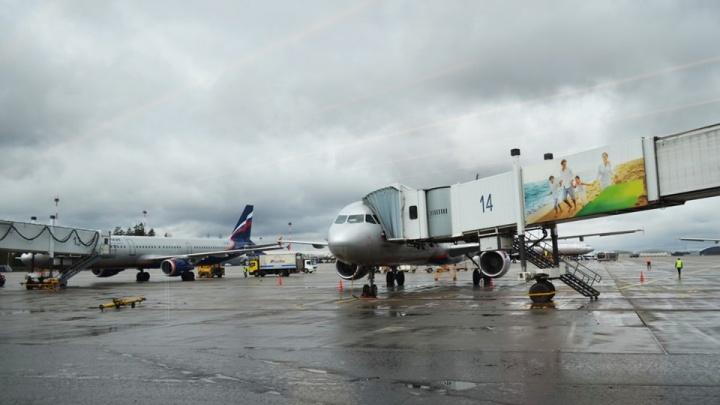 Самолёт Sukhoi Superjet не долетел до Самары из-за технической неисправности