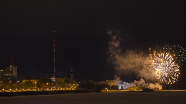 «Может, деньги — на благое дело?»: новогодний фейерверк обойдется Архангельску в полмиллиона рублей