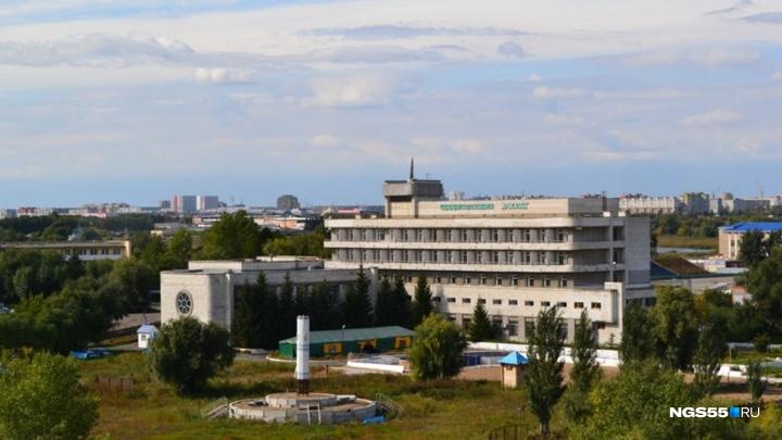 Омский профилакторий «Восход» планируют переделать в отель Hyatt Place