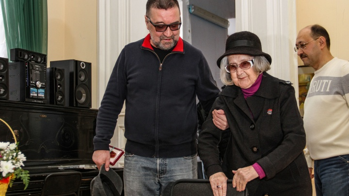 Маму Юрия Шевчука похоронят в Уфе в субботу