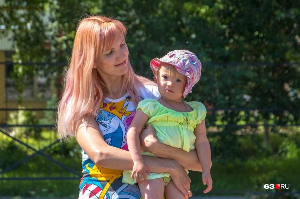Анисия — второй ребенок в семье Шошиных