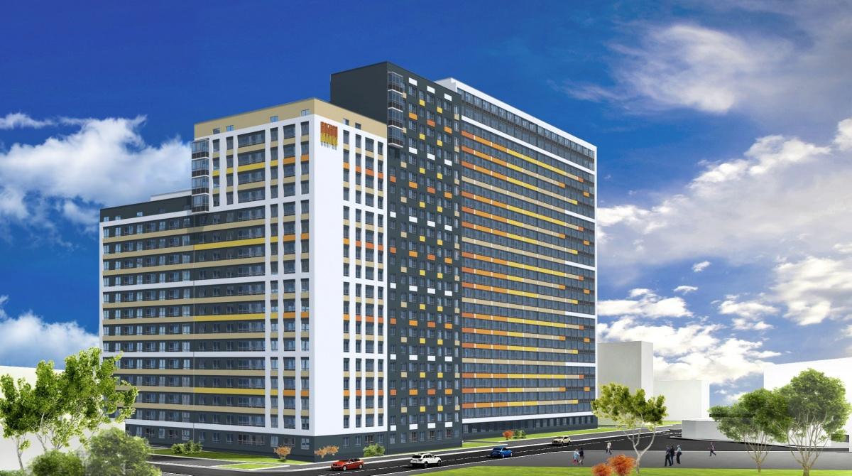 Просторно и удобно: в Екатеринбурге начали строить новый жилой массив