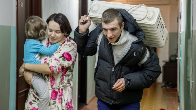 «Когда же все это закончится?»: жители Спартановки четвертый раз за месяц остались без отопления
