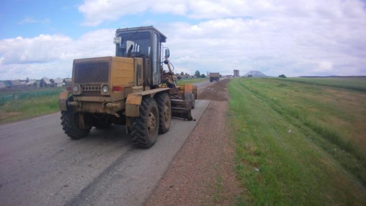 В Башкирии машина попала в ДТП из-за плохой дороги: как отсудить деньги