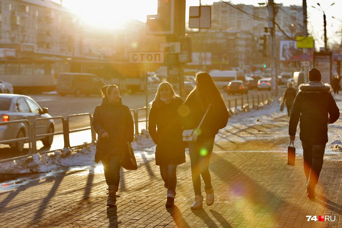 В ближайшие дни воздух прогреется до +7 °С, но по ночам по-прежнему холодно