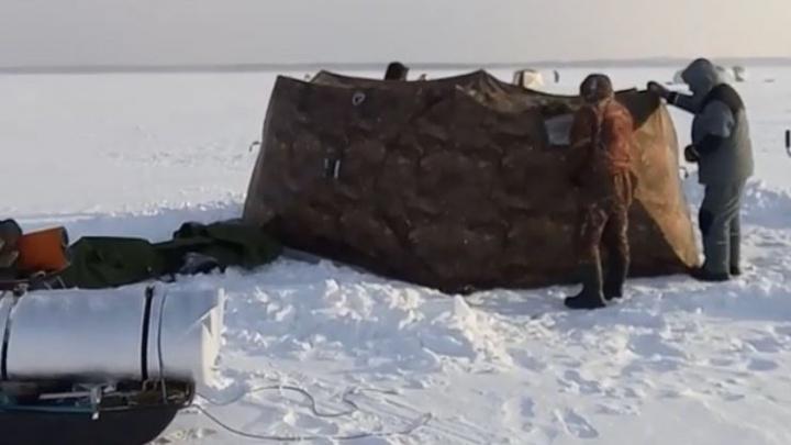 «В палатке окошки были закрыты наглухо»: директор «Центра спасения» в Заречном — о гибели рыбаков