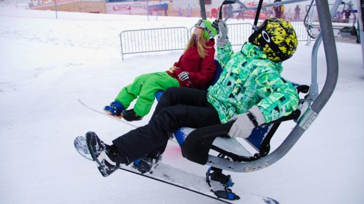 «Бобровый лог» вошел в десятку лучших российских курортов для сноубордистов
