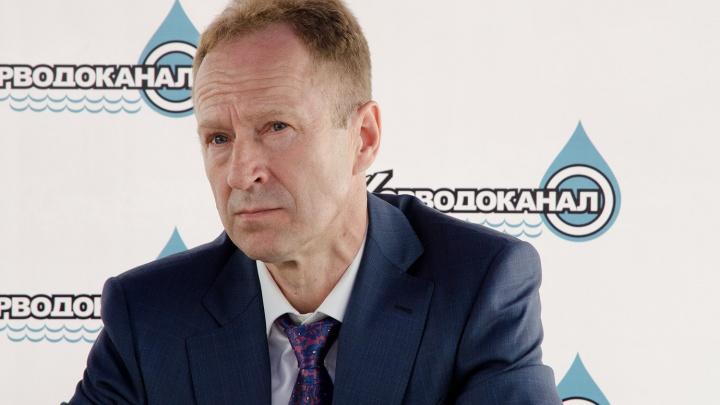 Путин наградил медалью директора новосибирского «Горводоканала»