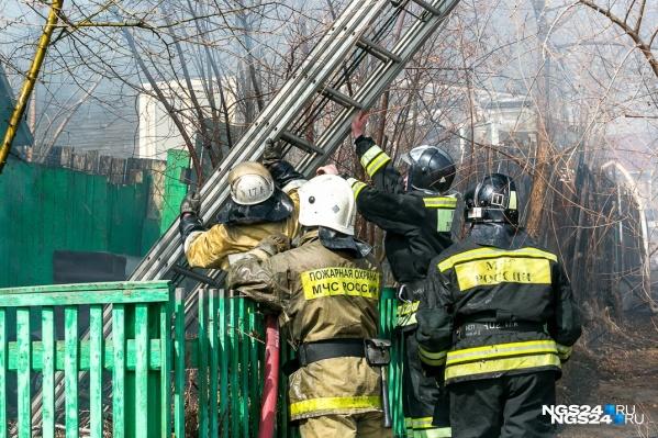 Ближайшаяпожарно-спасательная часть находилась в 28 километрах от места происшествия