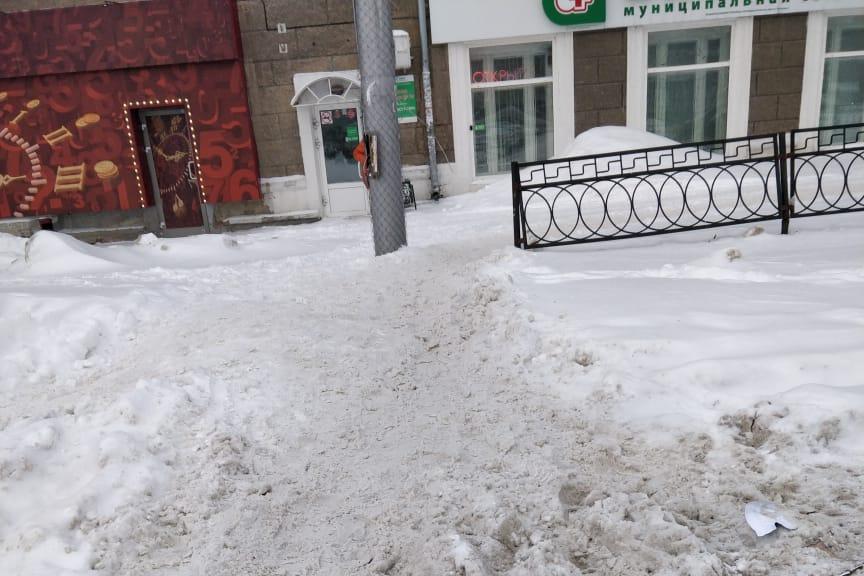 Пешеходам сегодня крайне непросто ходить