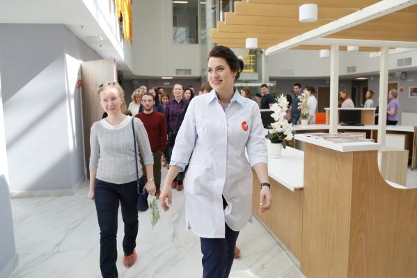 Инновационный медицинский комплекс ждет всех желающих
