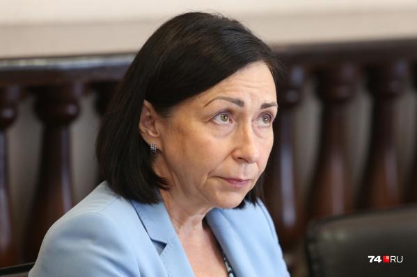 За одну неделю Наталья Котова получила сразу два высоких поста