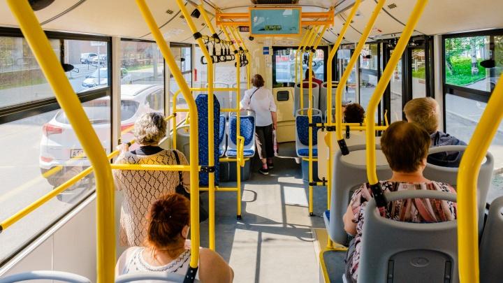 Во всех новых автобусах Перми есть кондиционеры. Но что делать, если они не работают?