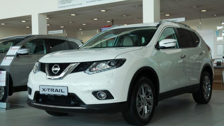 Грандиозная распродажа: екатеринбуржцы получат по 350 000 рублей в честь 10-летия завода Nissan