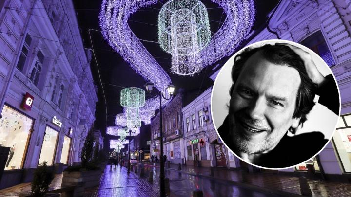 «Красота спасает мир везде, но не у нас»: известный ростовский дизайнер о новогодних украшениях