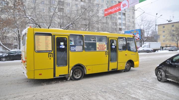 В мэрии Екатеринбурга усомнились в честности горожан, которые выступили против отмены маршрута № 024