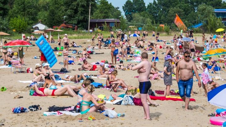 На пляже у Обского моря зарезали подростка