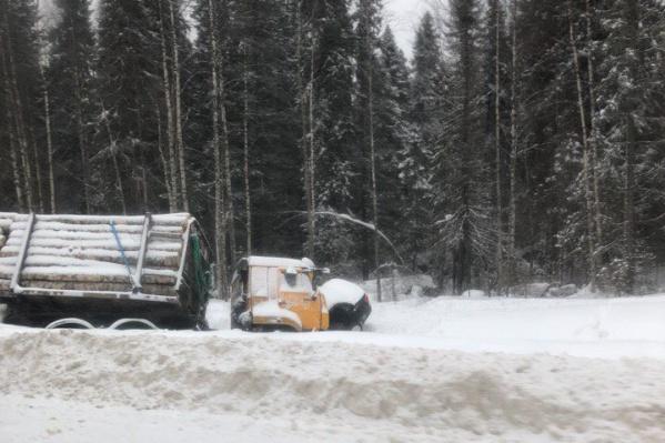 Водитель и пассажир легковушки скончались от полученных травм