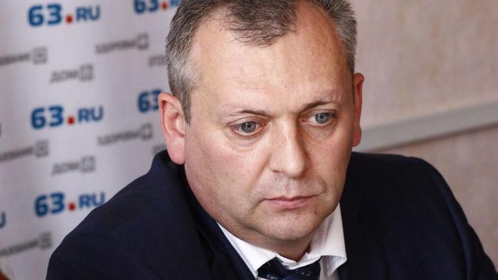Глава УФНС России по Самарской области покинул свой пост