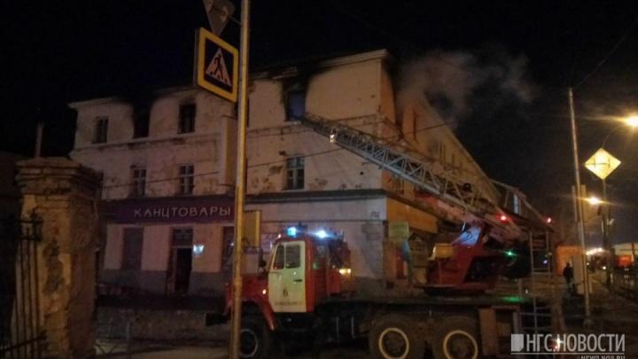 На улице Мира снесут дом, который дважды спасли от пожара