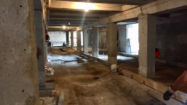 Подземный пешеходный переход на Заводском шоссе обещают открыть в октябре