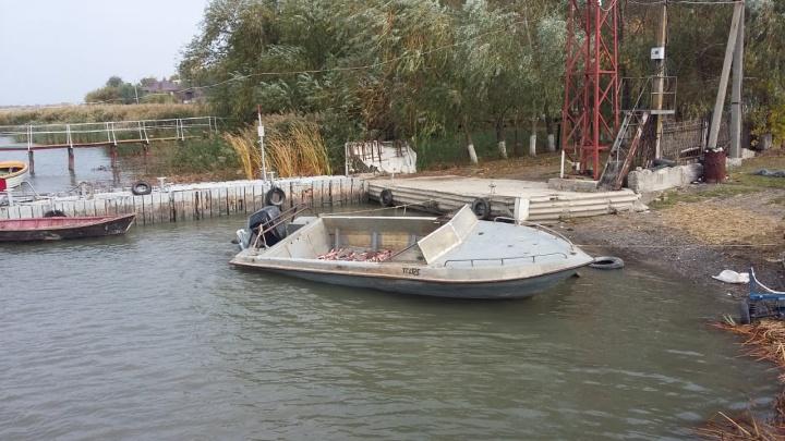 В Азовском районе задержали браконьеров с полутора тоннами рыбы