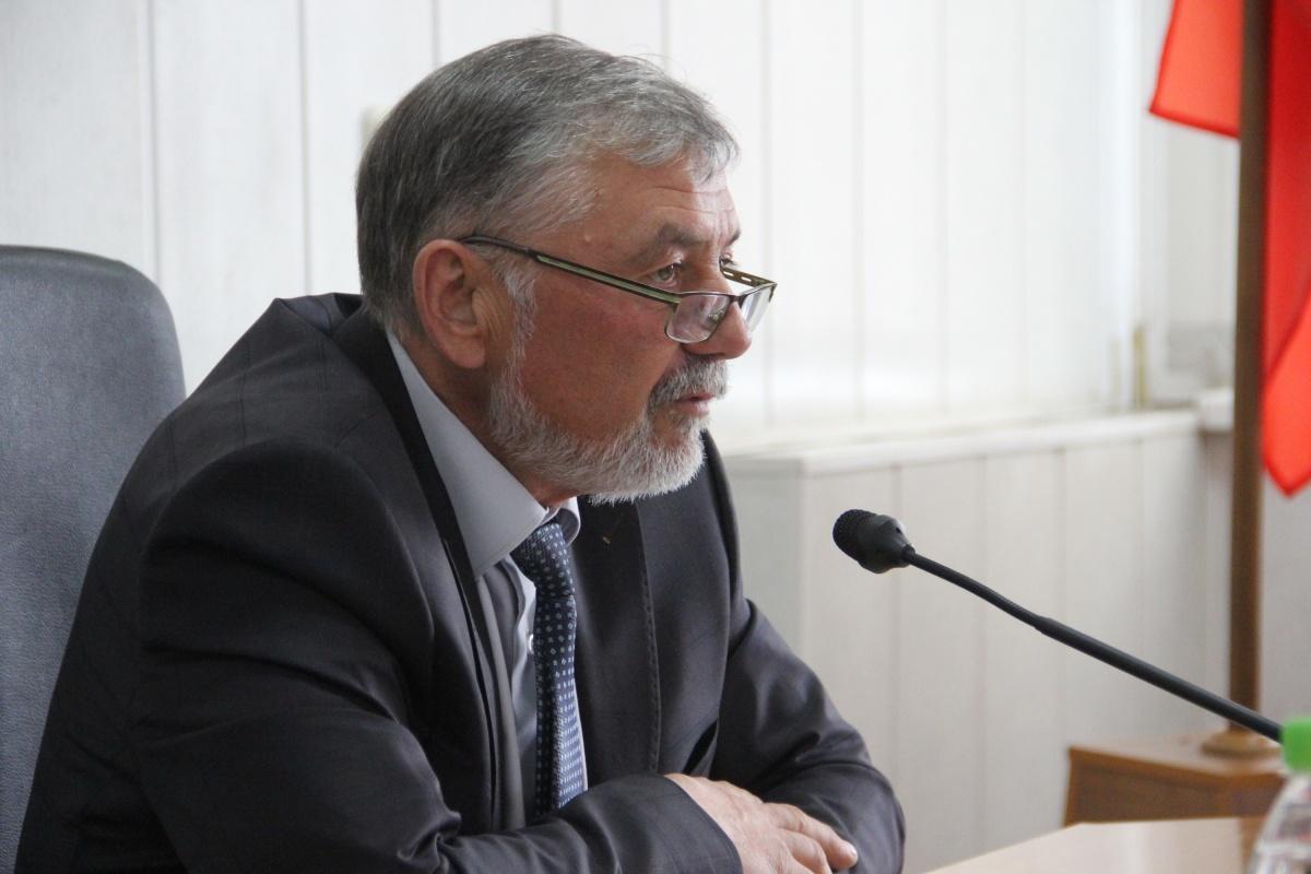 Владимир Можин объявил об уходе в отставку после аппаратного совещания в мэрии