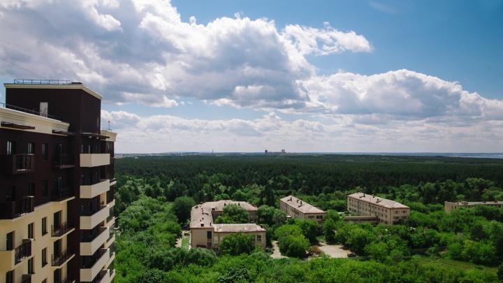 Европейский двор в центре Челябинска: Gagarin Residence раскрыл секреты благоустройства