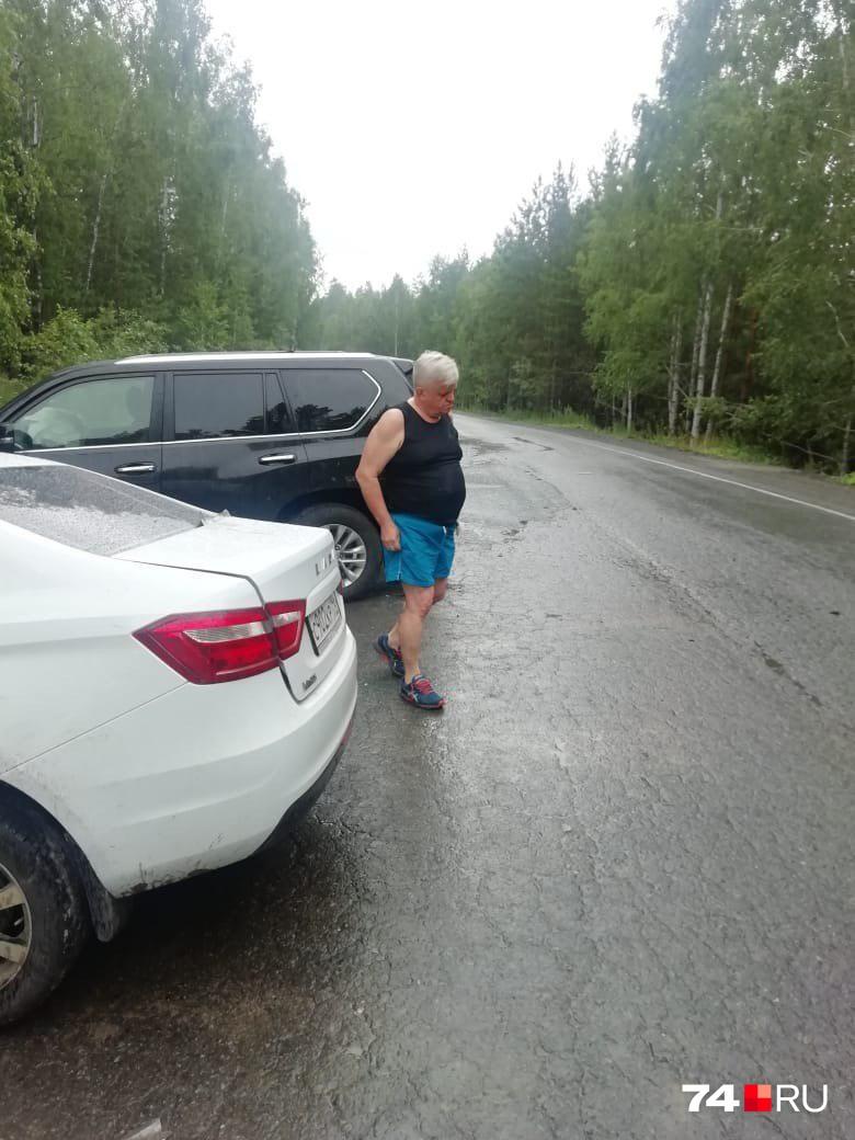 Очевидцы заявляли, что Андрей Косилов был в состоянии опьянения, но в полиции это пока не комментируют