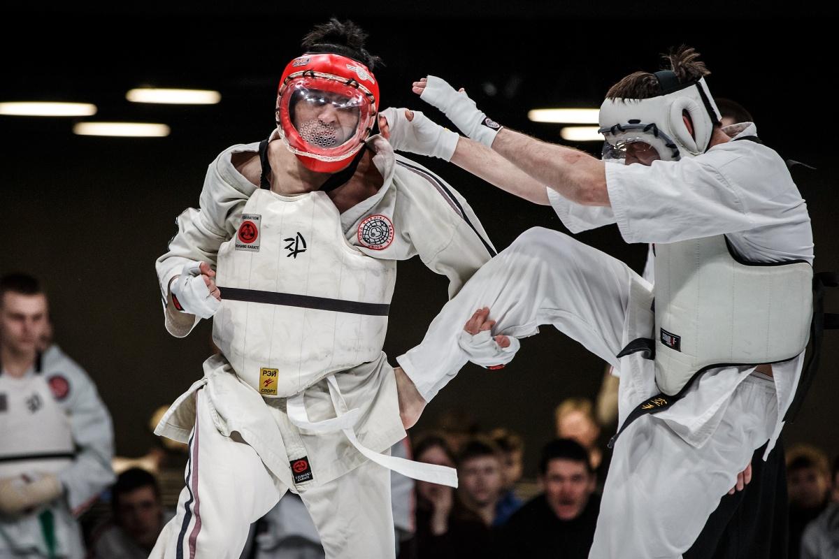 Сборная Свердловской области выиграла 35 медалей на Кубке России по «жёсткому карате»