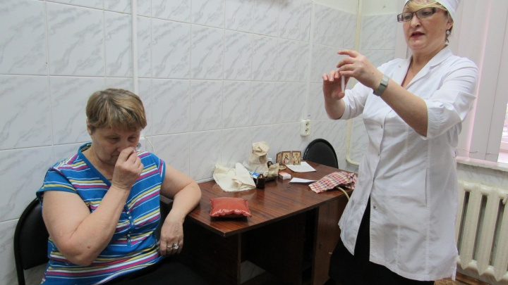Ни одного случая гриппа: за прошлую неделю в Кургане 1824 человека заболели ОРВИ