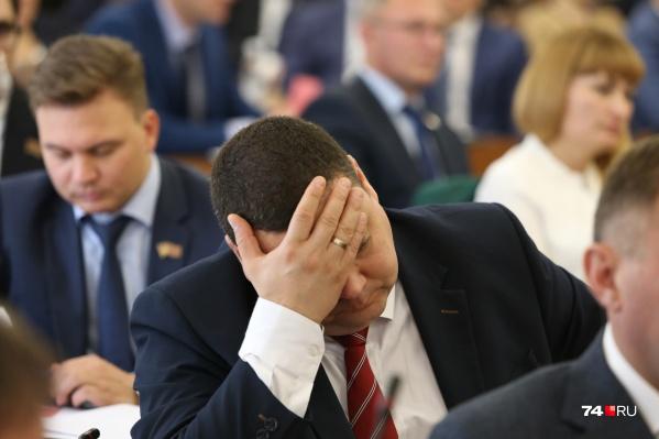 Шесть депутатов воздержались от голосования за принятие бюджета города