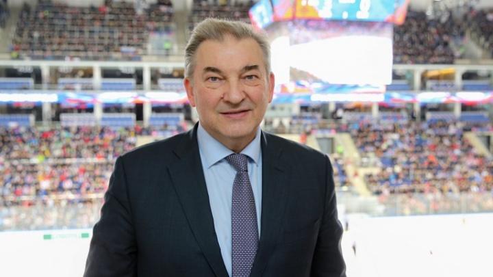 В Пермь приедет легенда советского хоккея Владислав Третьяк