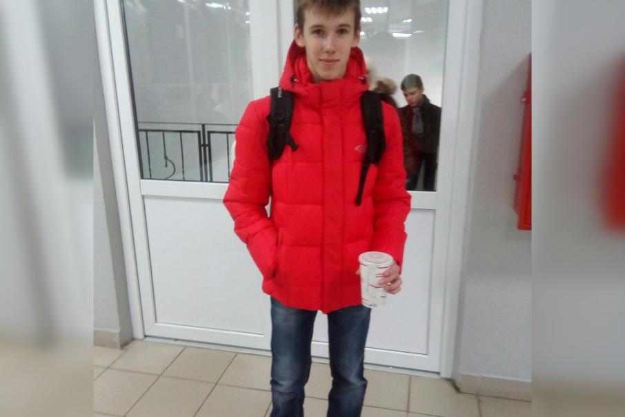 Виталий ушел из дома 28 мая