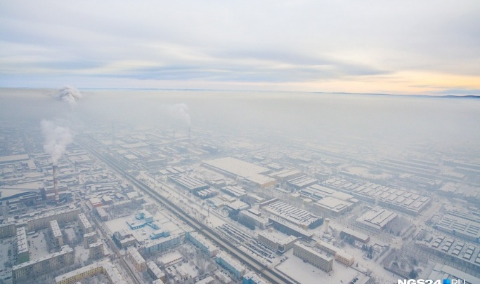 Красноярские ученые запустили свою систему мониторинга качества воздуха. Там бывают и плохие цифры