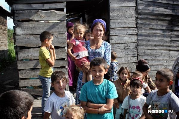 В Старом Кировске сейчас живут люди разных национальностей— русские, казахи, цыгане и другие
