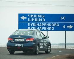 450 километров: тест-драйв Nissan Almera