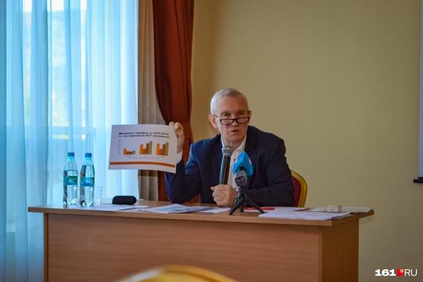 Буштырева уволили ещё в октябре 2018 года
