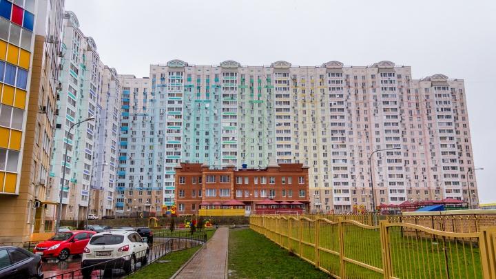 В микрорайоне Левенцовский построят новую школу