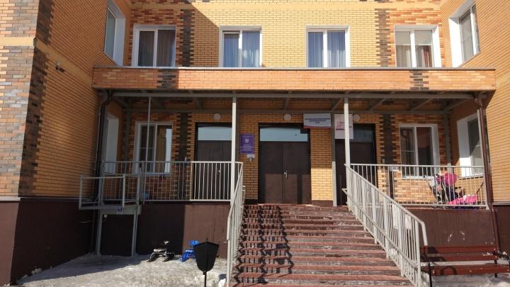 В микрорайоне Плющихинском появился новый избирательный участок