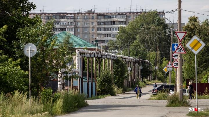 Карамельные ветра, огород на танкодроме и дети-столяры: 74.ru исследует Мебельный посёлок Челябинска