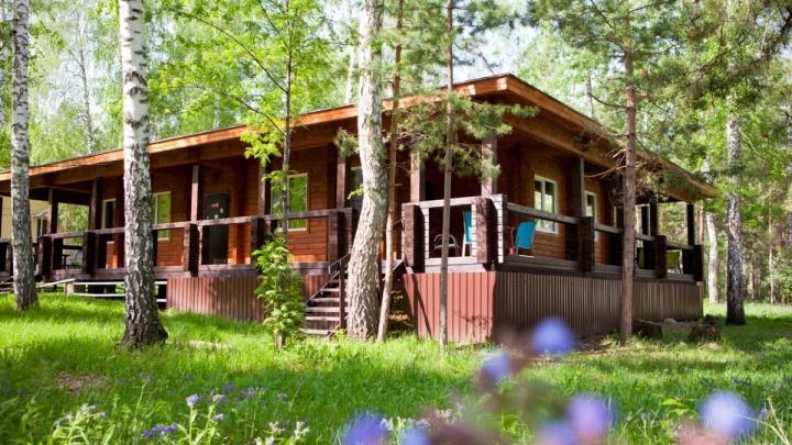 Домик в лесу и бассейн с подогревом: популярная база отдыха снизила цены на путевки