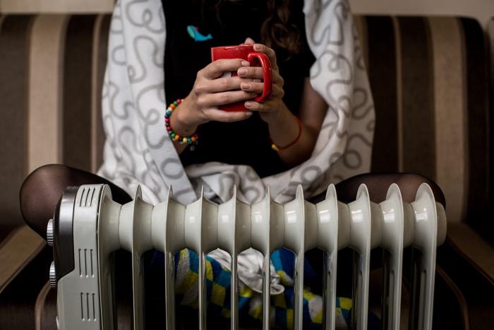 Сообщения об отсутствии тепла поступают из разных районов города
