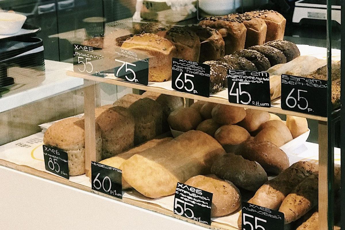 Чтобы гости могли есть на завтрак горячий хлеб, кухня начинает свою работу в пять утра